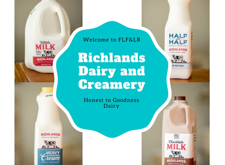 New Producer Spotlight: Richlands Creamery