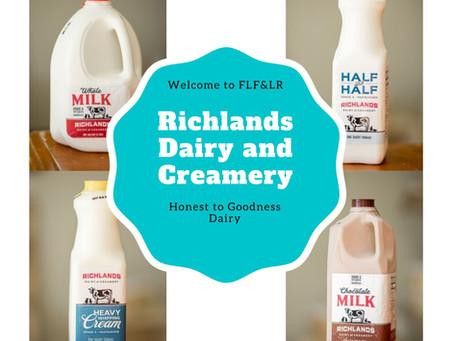 New Producer Spotlight: Richlands Creamery