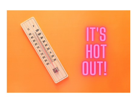 Help Us Keep Our Cool (Literally)!