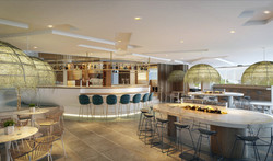 Novotel Bath Road Lounge CGI