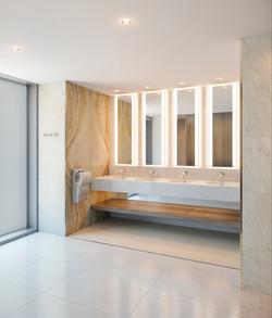 125 Deansgate - Bathroom