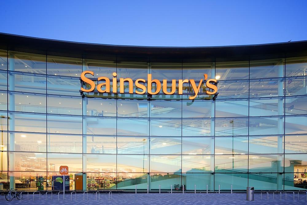 Sainsbury's Foodstore Talbot Gateway Blackpool