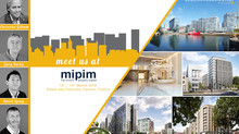 We're going to MIPIM!