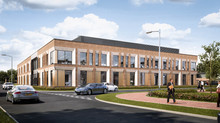 Work started on site at Cheadle Royal Business Park