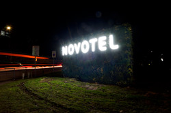 Novotel Bath Road External