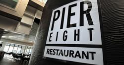 Pier Eight Restaurant, Salford Quays