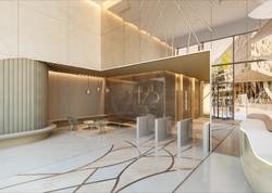 125 Deansgate - Lobby