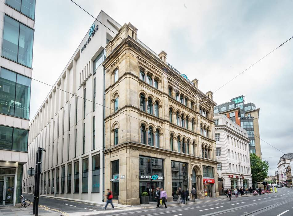 Motel One Royal Exchange