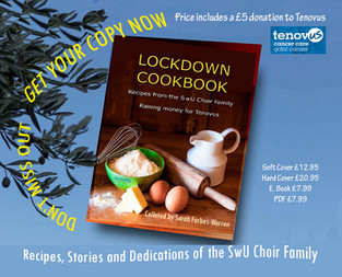 Lockdown Cook Book