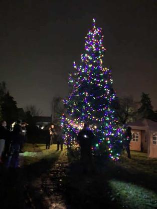 Old Hamlet Christmas Tree Lighting
