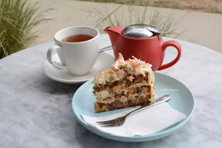 August Coffee morning