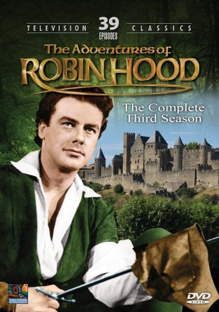The Filming of Robin Hood