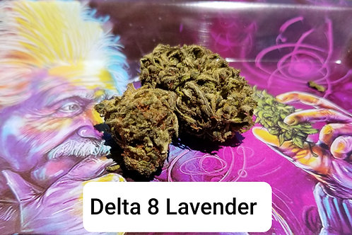Delta 8 Lavender Hemp Flower