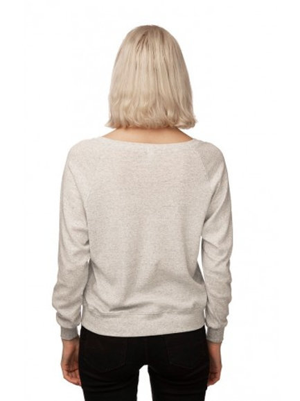 PRE ORDER Women's Long Sleeve Raglan Pullover, ships mid November