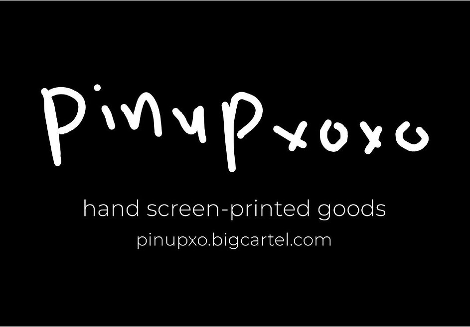 Pinipxo Hand screen-printed goods