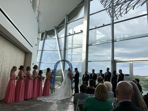 7-5-19 Dobson Wedding | DJ Mark w/ Raise Your Glass Weddings and Events, Chattanooga, TN