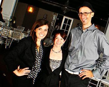 With Class LLC is DJ Mark, Cheron J. Douglas, CWP + Ashley O. Prescott, CWP