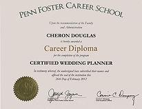 Wedding Planners Coordinators Degree