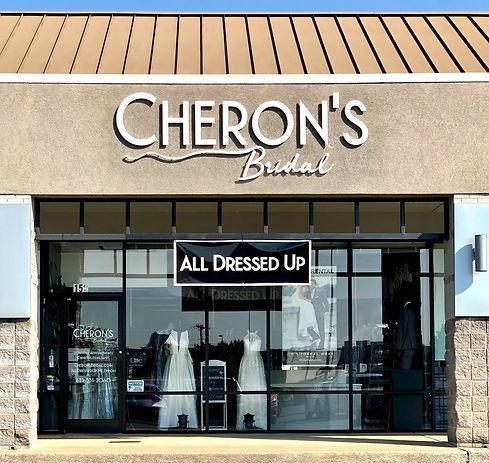 Cheron's Bridal & All Dressed Up Prom | Chattanooga, TN / Hixson, TN