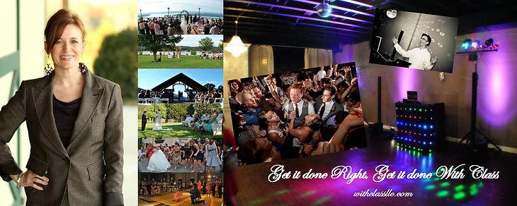 Chattanooga, TN's With Class LLC - Wedding Planners / Wedding Coordinators + Wedding DJs / Party DJs