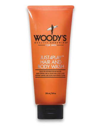 Just4Play Hair & Body Wash