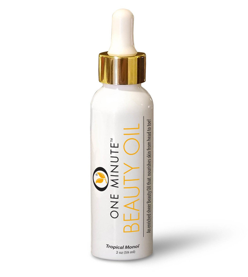 2oz Tropical Monoi Beauty Oil