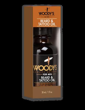 Beard & Tattoo Oil