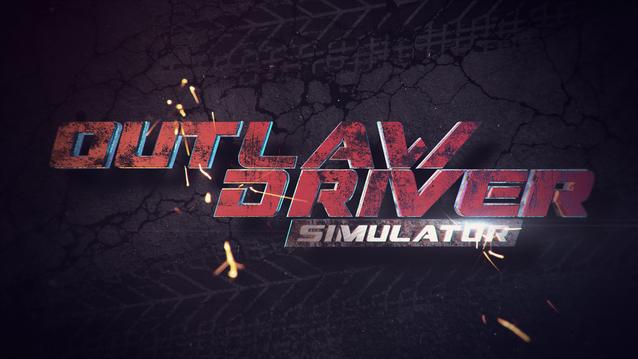 Outlaw Driver Simulator Trailer