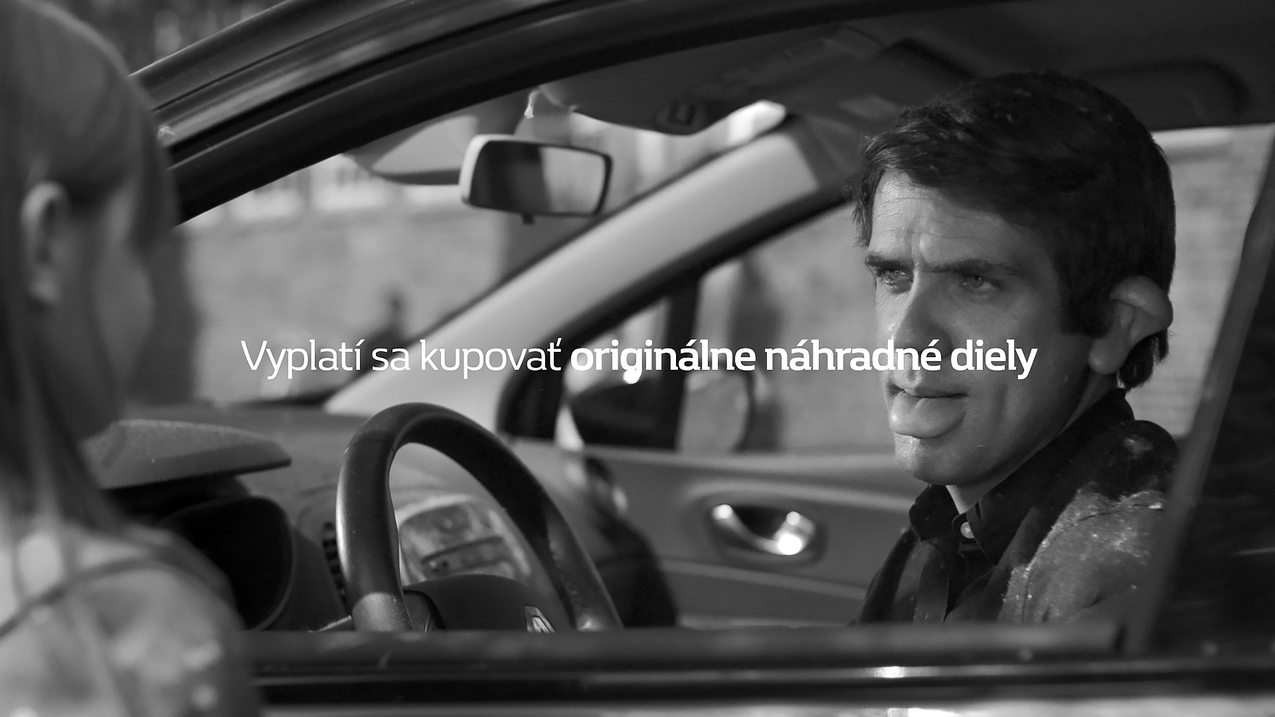 Renault Adaptacja Spotów