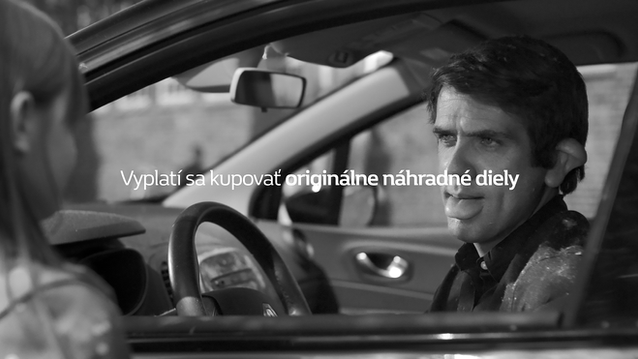 Spot Renault Adaptacja