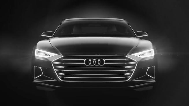 Audi Speed of Light