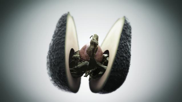 Oleofarm spot 3D