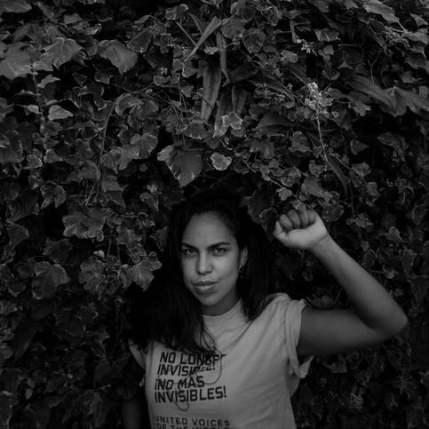 Portrait of Claudia, 2019