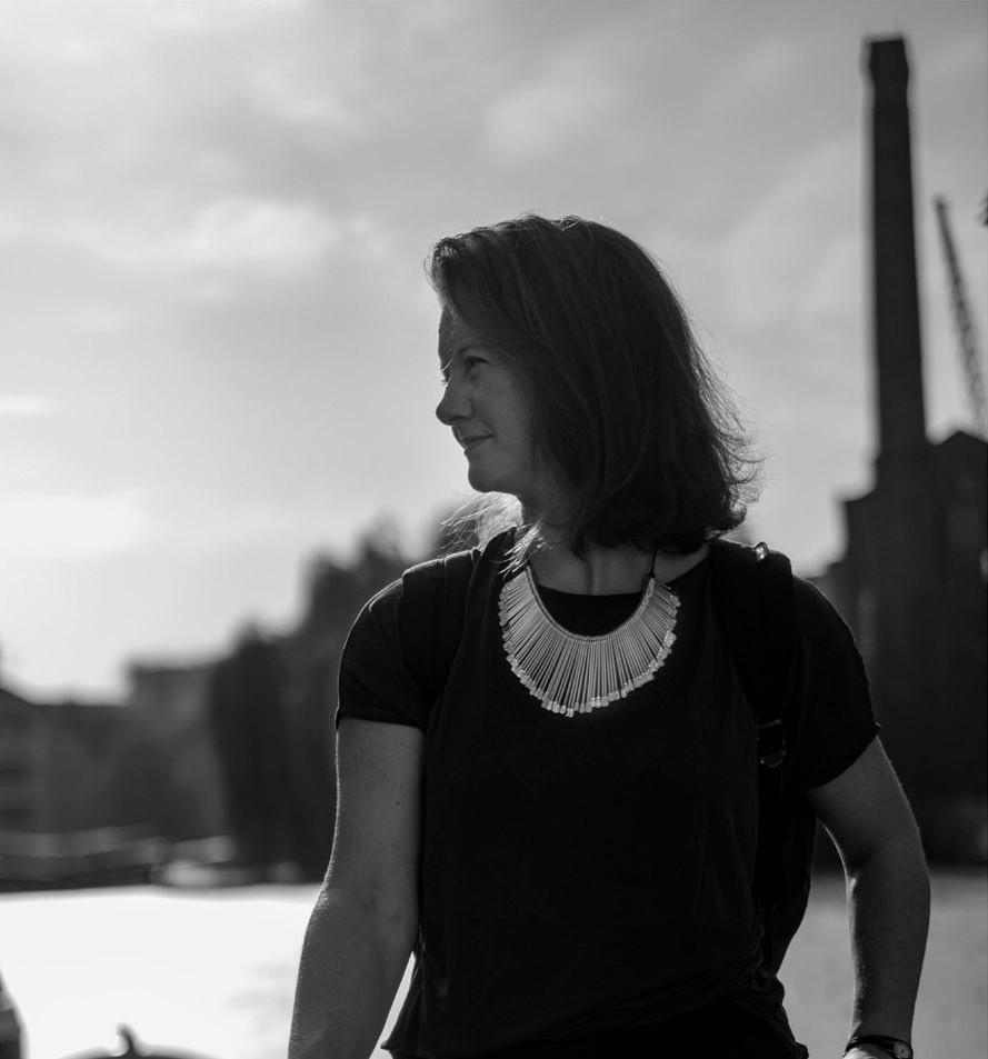 Portrait of Gemma, 2019