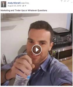 Marketing And Tinder