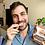 Thumbnail: Crackers Patate douce & Piment jalapeño 10 x 30g