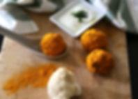 recette croquette chou fleur pimpé graam