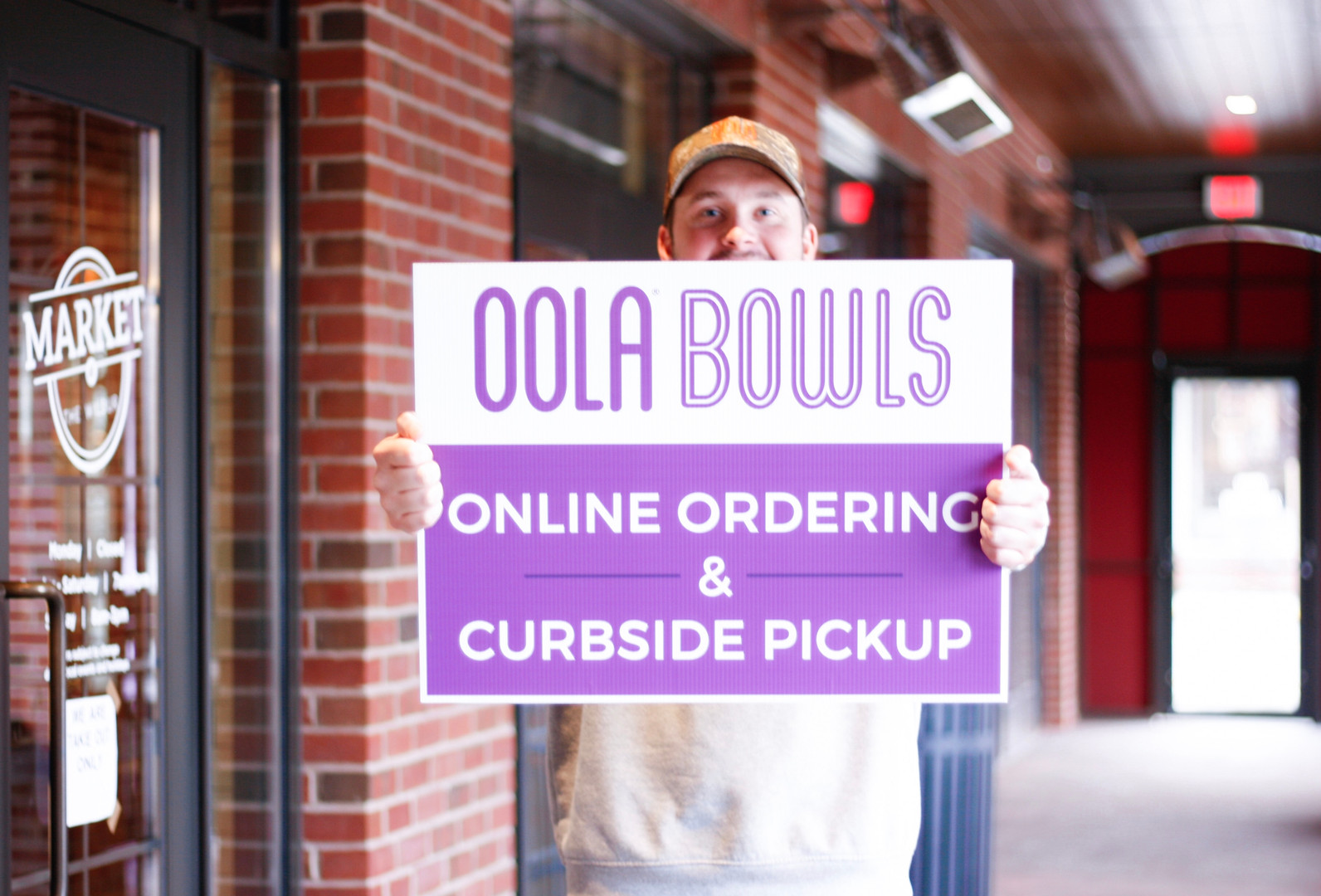 CURBSIDE PICKUP _ ONLINE ORDERING _ CORO