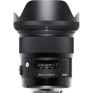 Sigma 24mm f1.4