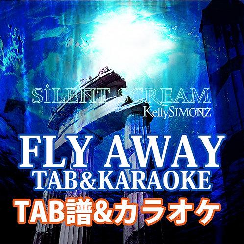 【TAB&KARAOKE】FLYAWAY (SLIENT SCREAM)