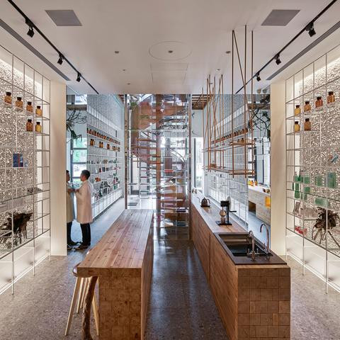 Molecure-Pharmacy-in-Taichung-Taiwan-by-