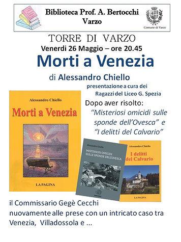 Locandina 26-5-2017 Chiello -Morti a Ven