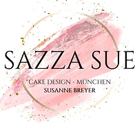 Logo Sazza Sue Torten Design München Susanne Breyer