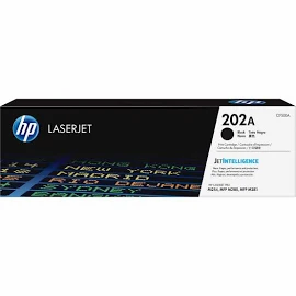 HP 202A (CF500A ) Black Original Toner
