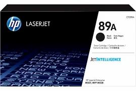 HP 89A - black - original - LaserJet - toner cartridge