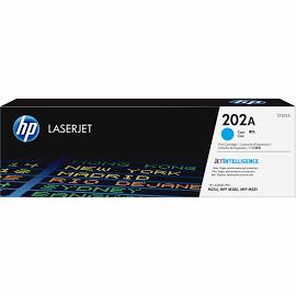 HP 202A - cyan - original - LaserJet - toner cartridge (CF501A)