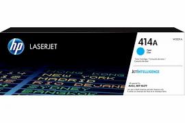HP 414A - cyan - original - LaserJet - toner cartridge
