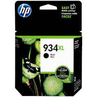 HP 934XL Black High Yield Ink Cartridge