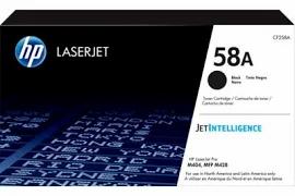 HP 58X - High Capacity - black - original - LaserJet - toner cartridge