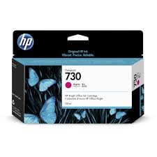 HP 730 - magenta - original - DesignJet - ink cartridge